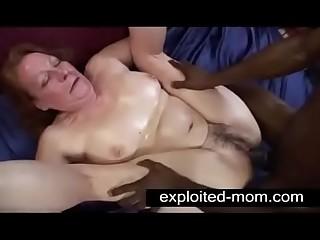 Grandma and son