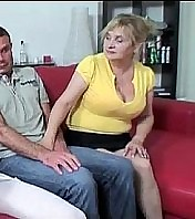 Old And Youthful Four way With Hot Granny