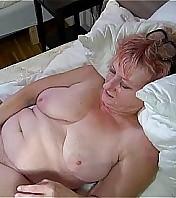 OldNanny Granny Lesbian hard sex