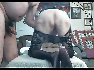 Someone Fucking Granny's Stunning Ass