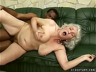 Breezies granny fuck