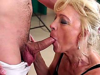 Old Ravishing Granny HD Porn Vids