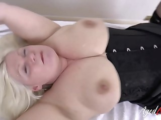 AgedLovE Massage Goes Nasty Very Quickly