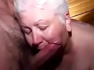 65 Plumper grannie get Multi Cocks